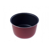 Кал.форма для куличей 160 мм. АПП СКАНДИЯ/Пироскан бордо  6621614