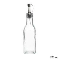 ГА Бутылка для жидких специй 200 мл. VK-16 /72/