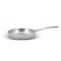 Кукмор сковорода  д=180/30 мм. с 1 мет./р. белая
