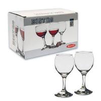 Бор фужеры в наборе 6 шт. д/красного вина 210 мл. БИСТРО