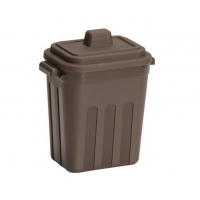 Контейнер для мусора 1,8л. настольный 329BR