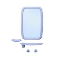 Набор д/ванной с зеркалом светло-голубой ОПТИМА*5 НВ06108000