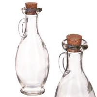 МВ Бутылка стекло с кр. 240 мл. LR с пробкой /36/
