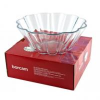 BORCAM Форма 1,5 круглая для кекса д=220 мм. без кр. для СВЧ