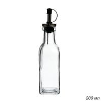 ГА Бутылка для жидких специй 200 мл. /CY-28/12/100